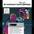 Sos una pelotuda Ironheart