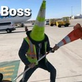 Boss: Cono Man
