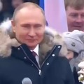 Taporra, o voz do Putin parece a de um metaleiro brabo. Kkkk