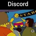 Uy un admin de Discord