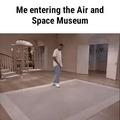 Air or space
